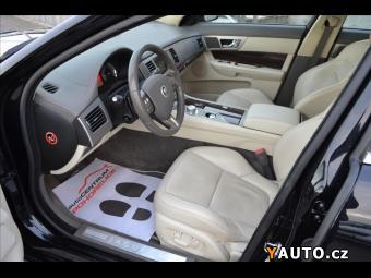 Prodám Jaguar XF 3,0D-V6 Luxury*Bi-Xenon*Navi*