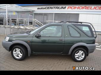 Prodám Land Rover Freelander 2,5V6*89tkm *1. Maj*Výhřev*