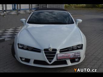 Prodám Alfa Romeo Spider Roadster 2.0Multijet2*1. Maj*
