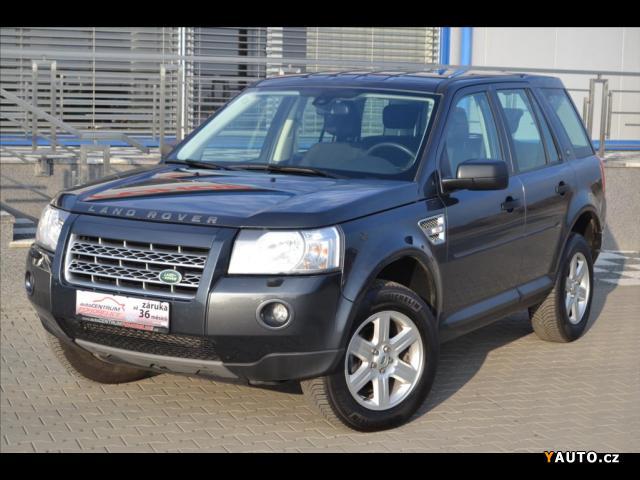 Prodám Land Rover Freelander 2.2td4 S*158tKm*Tempomat