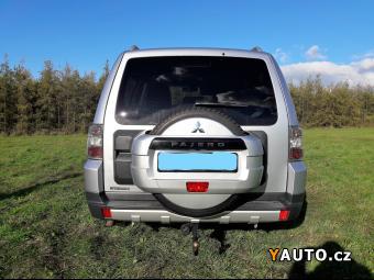 Prodám Mitsubishi Pajero 3, 2 DI-D Instyle Max. výbava