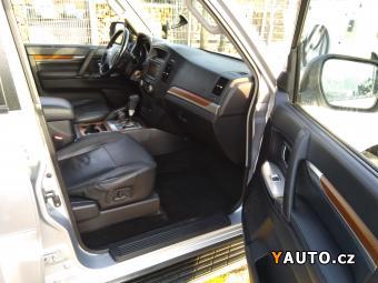 Prodám Mitsubishi Pajero 3, 2 DI-D Instyle Max. výba