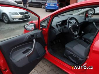 Prodám Ford Fiesta 1.25 Klimatizace 60kW ČR