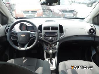 Prodám Chevrolet Aveo 1.4 16V LT Automat Klima