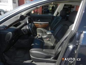 Prodám Citroën C6 2.7 V6 HDi Exclusive Bixenon