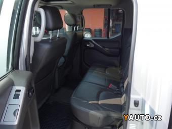 Prodám Nissan Navara Double-Cab 2.5 dCi Automat