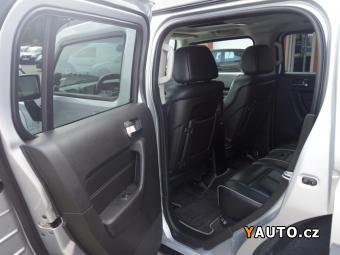 Prodám Hummer H3 3.7i 4x4 LPG 180kW