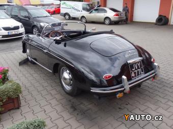 Prodám Porsche 356 Speedster