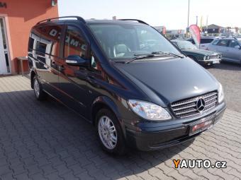 Prodám Mercedes-Benz Viano 3.0 CDi V6 Ambiente 150kW