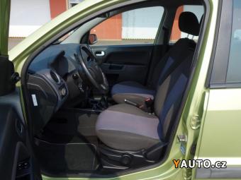 Prodám Ford Fusion 1.4i Fun Klimatizace
