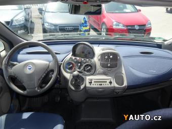 Prodám Fiat Multipla 1.6 16V Klima 6 míst