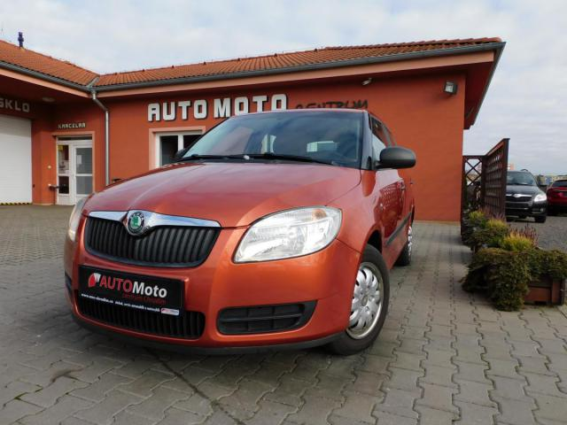 Prodám Škoda Fabia 1.4 16V Classic Klima