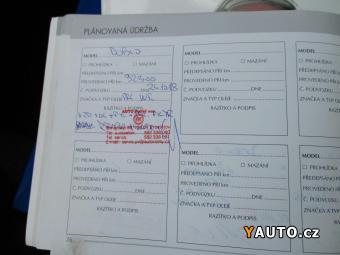 Prodám Fiat Dobló 1.3 JTD 1. maj. nové vCZ, servi