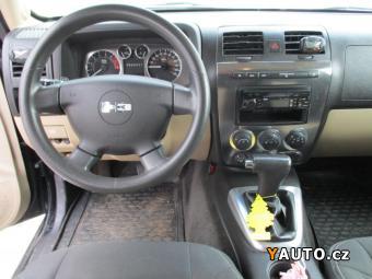 Prodám Hummer H3 3.5 V6 164kw