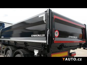 Prodám Schwarzmüller tandem S3 Hadox, 4.550 kg