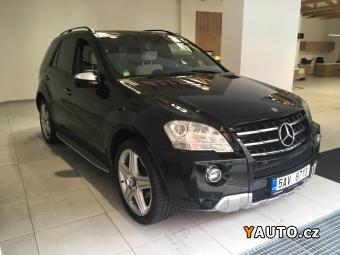 Prodám Mercedes-Benz Třídy M ML 350 4MATIC PREMIUM