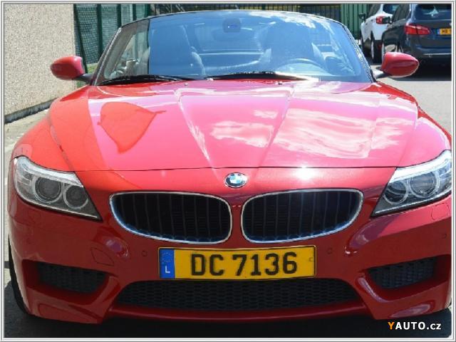 Prodám BMW Z4 2.0 Turbo M Paket E6