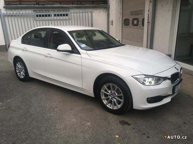 Prodám BMW Řada 3 320d xDrive 8AT