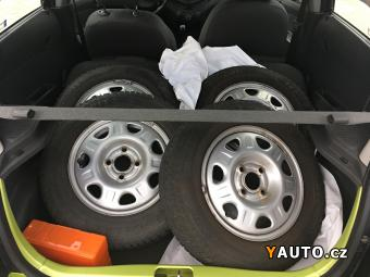 Prodám Chevrolet Spark 1.0, zimní pneu+disky