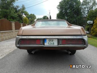 Prodám Mercury Cougar XR7 - 351cui - MUSCLE CAR