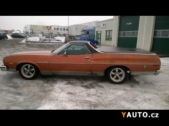 Prodám Ford Ranchero 500 - 400cui
