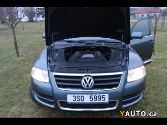 Prodám Volkswagen Touareg 4.2 V8 228kW