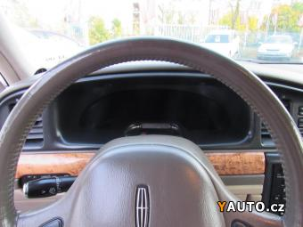 Prodám Lincoln Continental 4,6i 205KW Doklady SRN