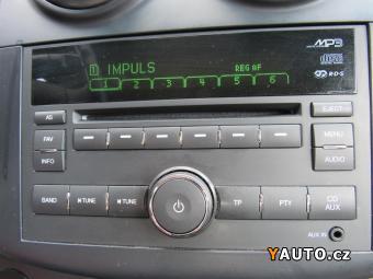 Prodám Chevrolet Aveo 1,4i LPG 69 KW