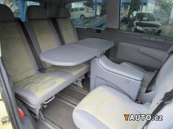 Prodám Mercedes-Benz Viano 2,2 CDi Automatik 110KW
