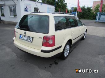 Prodám Volkswagen Passat 1,9TDI 74KW