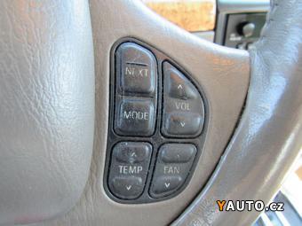 Prodám Lincoln Continental 4,6i 8V Limusine 205KW Německé