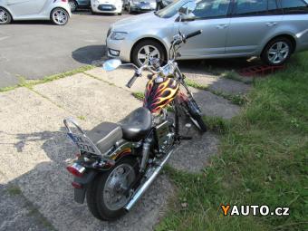 Prodám Kymco ZX 50 XT Kinko Kinroad Chopper