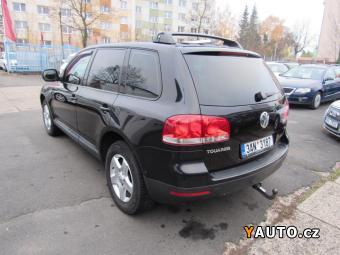 Prodám Volkswagen Touareg 3.2 LPG 4x4