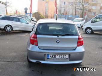 Prodám BMW Řada 1 120i 90KW