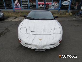 Prodám Pontiac Firebird 3,3i Cabrio