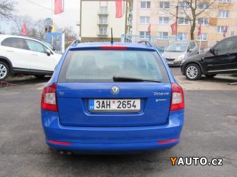 Prodám Škoda Octavia 1,9 TDi Combi 77KW Ambiente