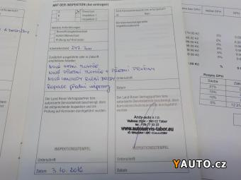 Prodám Land Rover Freelander 2.2 SE Td4 CZ S. KNIHA 4x4 VYHŘ