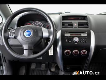 Prodám Fiat Sedici 1.6i 4x4 KLIMA
