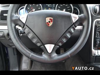 Prodám Porsche Cayenne TURBO S 383kW 520PS