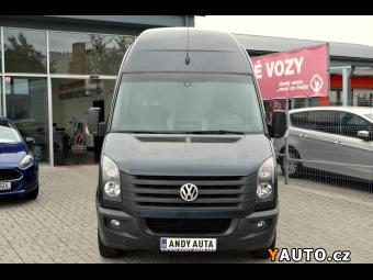Prodám Volkswagen Crafter 2.0 TDi MAXI NAVI GARANCE
