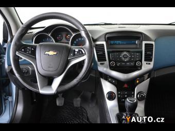 Prodám Chevrolet Cruze 1.6i 91kW NOVÉ CZ ZÁRUKA AŽ 4
