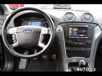 Prodám Ford Mondeo 2.0 TDCi TITAN. NAVI