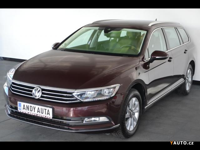 Prodám Volkswagen Passat 2.0 TDi 140kw LED HIGHLINE ZÁR