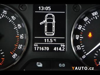 Prodám Škoda Fabia 1.6 TDi ČR AUTOKLIMA ZÁRUKA AŽ