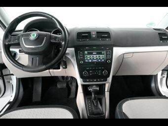 Prodám Škoda Yeti 2.0 TDi 103kw DSG 4x4 Xenon ZÁ