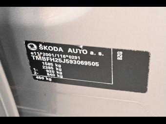 Prodám Škoda Fabia 1.2 Combi