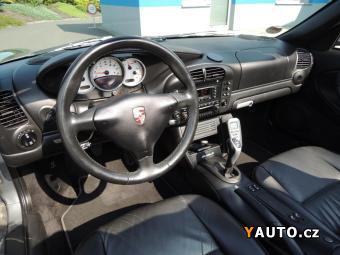 Prodám Porsche Boxster S 3,2 i ser. kniha
