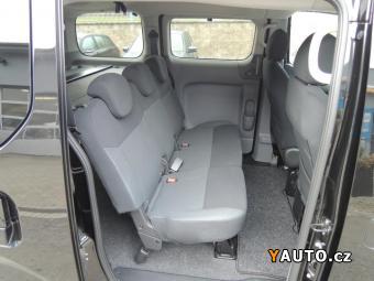 Prodám Nissan NV200 1,5 DCi navigace závěs