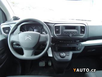Prodám Citroën Jumpy SPACETOURER 2,0 HDi 130kW aut