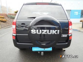 Prodám Suzuki Grand Vitara 1,9 DDiS 4x4 ser. kniha